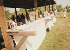Keep your wedding guests hydrated by greeting them with water stations! August 24, Apple Orchard, Outdoor Weddings, Water, Gripe Water, Outside Wedding