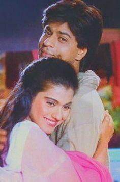 Kajol & Shahrukh Khan / Dilwale Dulhania Le Jayenge