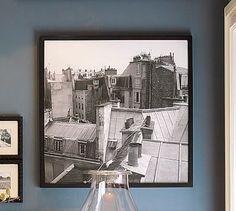 Wood Gallery Oversized Frame #potterybarn