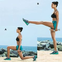 6 Moves to Firm Up Your Tush and Abs!
