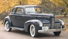 1939 Nash | The 1940 Nash Ambassador