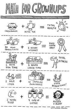 Matemática para adultos