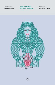 New Shakespeare book cover art for Penguin Books | Design and illustration: Manuja Waldia