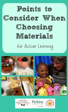 Important points to consider when choosing Active Learning materials for learners with significant multiple disabilities Multiple Disabilities, Learning Disabilities, Preschool Special Education, Special Education Teacher, Name Activities, Learning Activities, Braille, Environmental Print, Deaf Children