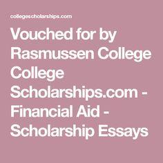 college scholarship essays
