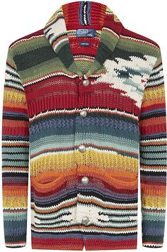 this sweater is killer, id love to get cozy in this Polo Ralph Lauren Shawl Cardigan on shopstyle.co.uk