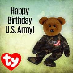 June 14 is the U.S. Army's Birthday!