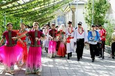 Uyghur Ethnic Wedding