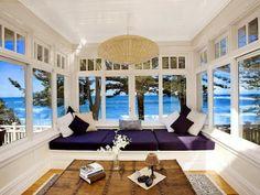 Ocean View Lounge Room
