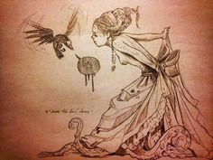 Une sélection des illustrations et peintures de l'artiste américaineChiara Bautista, basée àTucson en Arizona. Un univers onirique et poétique, sombre