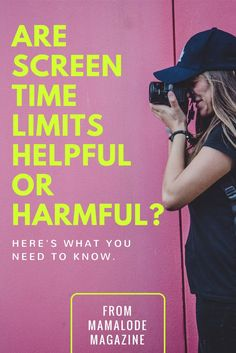 Screen Time Limits: Helpful or Harmful? Mindful Parenting, Gentle Parenting, Parenting Teens, Parenting Hacks, Anti Bullying Activities, Stem Activities, Parenting Articles, Attachment Parenting, Lessons For Kids