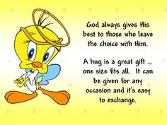 Tweety Bird Quotes And Sayings. QuotesGram