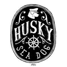Husky Sea Dog ©Stuart Smythe 2013