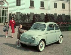 Fiat 500 classic!! ❤