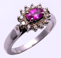 925 sterling silver Ring with Ruby & Diamond https://www.etsy.com/people/asianjewellers09?ref=si_pr http://www.ebay.com/usr/asianjewellers