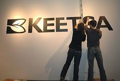You can see how Keetsa New York Store was designed in eco-friendly way.