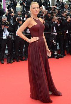 "Blake Lively in Gucci Premiere | ""Grace of Monaco"" Premiere at Cannes Film Festival 2014"