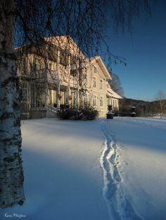 Losby Gods, Norway  ~ by Kari  Meijers on 500px