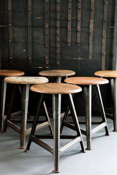 Rowac Chairs Industrial Design, 20er Jahre, Bauhaus