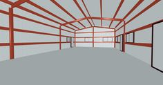 Cool 3D #marketing http://ift.tt/2lJjRYn #barn #workshop #greenhouse #garage #roofing #DIY