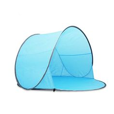 Portable Pop-up Sun/wind Shelter Uv Tent Uv Protection 1-2 Persons * READ ADDITIONAL DETAILS @: http://www.best-outdoorgear.com/portable-pop-up-sunwind-shelter-uv-tent-uv-protection-1-2-persons/