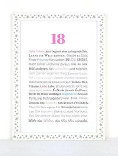 zum 18 geburtstag happy birthday cards and craft. Black Bedroom Furniture Sets. Home Design Ideas