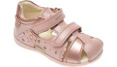 Pantofi GEOX roz, B0251A, din piele naturala