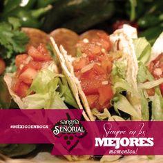 Quesada Alteña: Carne y verduras asadas con queso fundido, frijoles y salsa. Platillo de Jalisco.  #MÉXICOENBOCA
