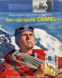 Image result for camel ads 1960s