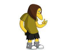 Kennst du die Namen dieser 66 Simpsons Figuren?