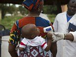 The two-year-old  had recently arrived from neighboring Guinea, where the outbreak began. ----------------------------------------------------- The child was brought to a hospital in the Malian town of Kayes - which is about 375 miles from the capital of Bamako - on Wednesday, and her blood sample tested positive for the virus. Now, there are new outbreak fears as WHO has revealed the girl was exposed to an unknown number of people while riding on buses.