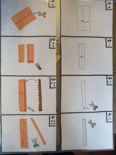 Stappenplan drie koningen kroon + stappenplan slinger maken met aluminiumfolie.