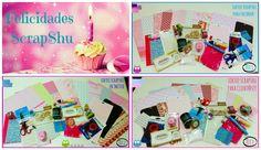 Buenos días Scraper@s!!! Con motivo del cumpleaños de Scrapshu, que ya hace 1 añito que abrio sus puertas por primera vez, que mejor manera para celebrarlo que 3 super sorteos!!!! :) si quereis saber como participar no dejeis de visitar el blog: http://scrap-shu.blogspot.com.es/ Espero que os guste la iniciativa y os animeis a participar para celebrarlo con Scrapshu! :) #scrapshu #sorteoscrapshu #sorteo #sorteoaniversarioscrapshu #scrapbook #scrapbooking #scrap