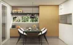 """98 curtidas, 3 comentários - RAP Arquitetura e Interiores (@raparquitetura) no Instagram: """"E não resistimos....mais duas fotos para mostrar o charme dessa sala de almoço/ copa. Tudo novo…"""""""