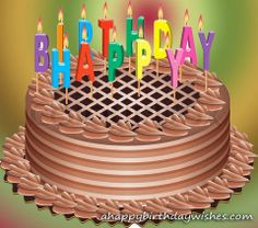 Cake Images Kartik : 1000+ images about Happy Birthday Wishes on Pinterest ...