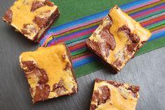 Pumpkin Cheesecake Brownies Recipe   Bakepedia