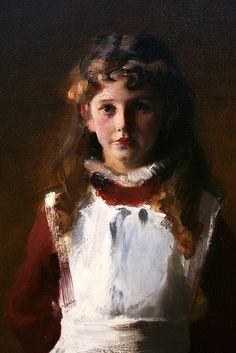 John Singer Sargent - Boit Daughters , detail - Pictify - your social art network