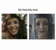 Melanie Martinez Her memes are memorable I sound like😇 Cry Baby, Melanie Martinez Drawings, Crybaby Melanie Martinez, Talent Show, Funny Video Memes, Crazy People, Her Music, Celebs, Youtube