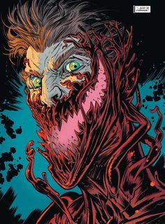 Web of Venom: Carnage Born Full - Read Web of Venom: Carnage Born Full comic online in high quality Marvel Venom, Marvel Vs, Marvel Heroes, Venom Spiderman, Comic Books Art, Comic Art, Cletus Kasady, Spiderman Kunst, Carnage Symbiote