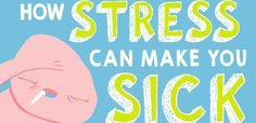Our hard-wired stress response is designed to give us the quick burst of heightened alertness and energy needed to perform our best. But stress isn't all good. When activated too long or too often, stress can damage virtually every part of our body. Pilates, School Stress, Effects Of Stress, Coping With Stress, Chronic Stress, Relax, Ted Talks, School Counseling, Reduce Stress