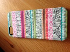 Paperchase iPhone 5 case