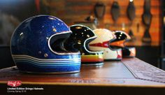 Awesome limited edition of gringo helmet by Biltwell