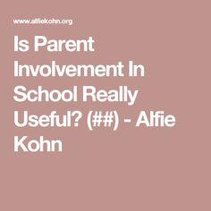 Alfie Kohn Homework An Unnecessary Evil - image 9