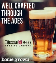Middle Ages Brewing crafts British-inspired beers in Syracuse NY! Check them out! Brewing Company, Middle Ages, British, Beer, Inspired, Check, Crafts, Inspiration, Root Beer
