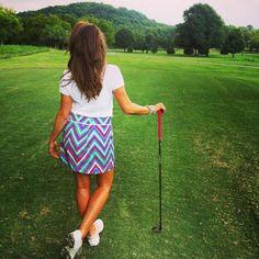Sydney Elizabeth golf style