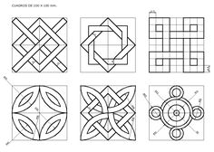 This Pin was discovered by Aim Islamic Art Pattern, Pattern Art, Pattern Design, Geometry Art, Sacred Geometry, Geometric Designs, Geometric Shapes, Motifs Islamiques, Motif Arabesque