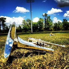 Mellophone.. I loved my first season of marching with the mellophone... so glad I didnt play the sousaphone I love my section