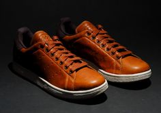 New Adidas Originals – Leather Pack 2011