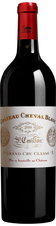 Château Cheval Blanc - Will be ready to drink in 2060...