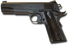 Colt 1911 with the Tactical Package upgrade.  This will be my first purchase when I turn 21.  Of course, the only caliber to go with in a self-defense pistol is .45 ACP, none of this 9mm or .38 Auto nonsense!